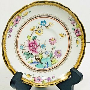 Crown Staffordshire Bone China Saucer A15308